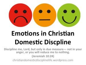 emotions-christian-domestic-discpline