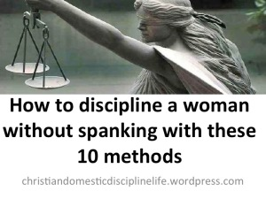 how-discipline-woman-without-spanking