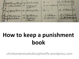 how-keep-punishment-book